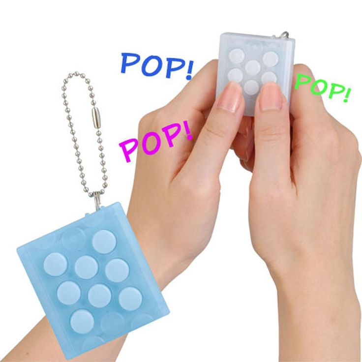 stress relief toys pops